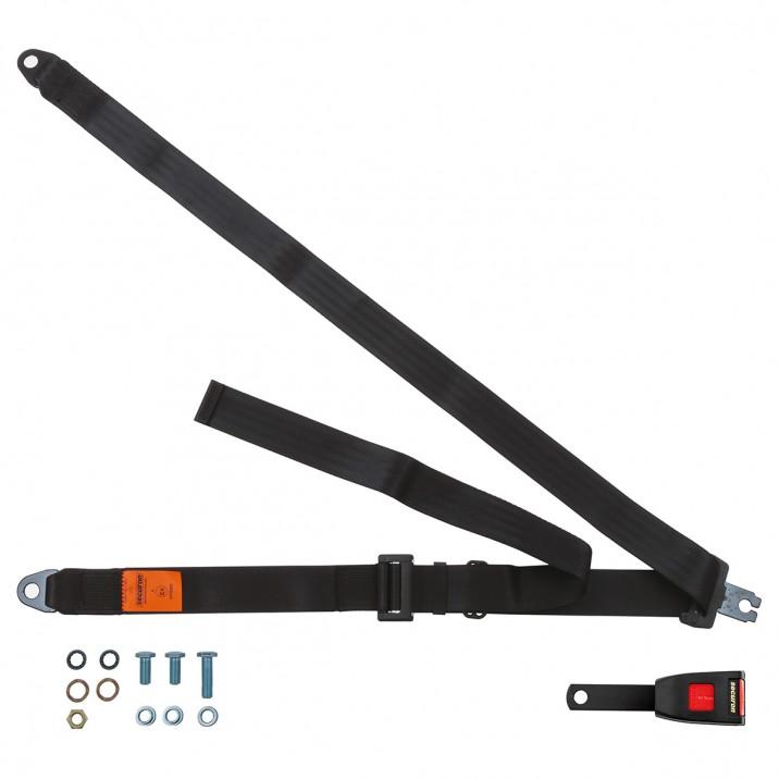 Securon Seat Belts - MGF