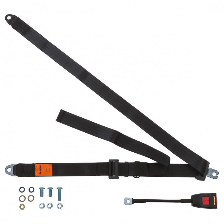 Securon Seat Belts - MGB