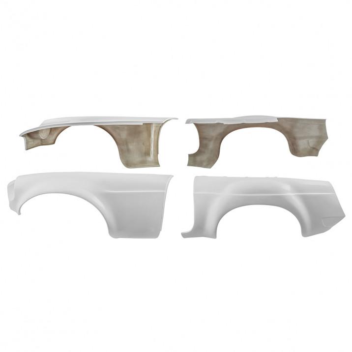Sebring Wing Set, fibreglass, 4 pieces