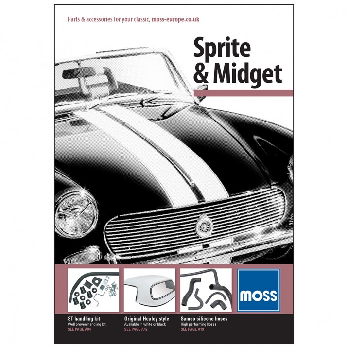 Sprite & Midget Parts Catalogue