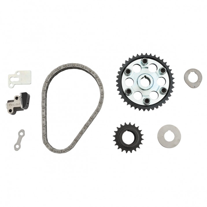 Vernier Timing Gears & Duplex Chain Kits