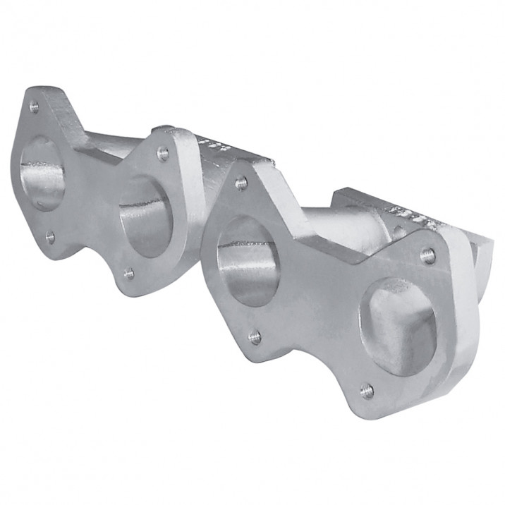 Manifold, inlet, twin DCOE short tract, pair