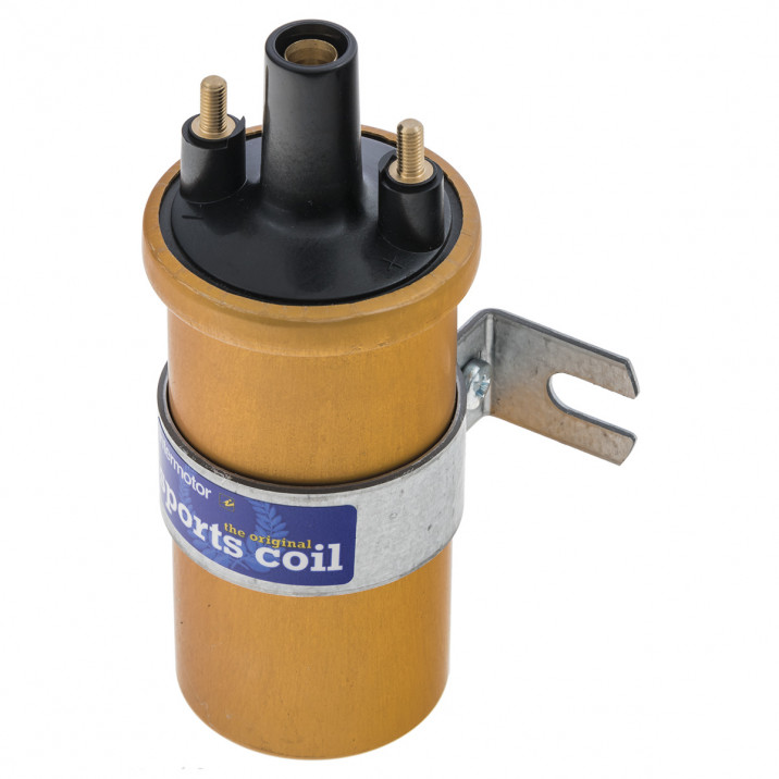 Ignition Coil, sports, 12 volt, ballasted