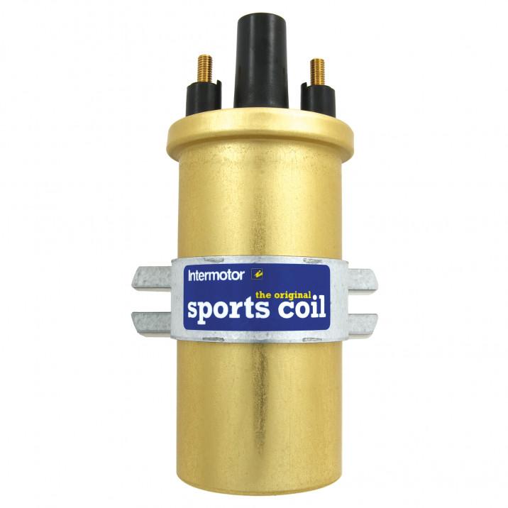 Ignition Coil, sports, 12 volt, non ballasted
