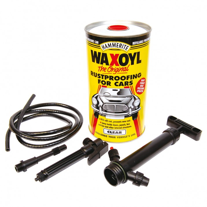 Waxoyl Rust Prevention