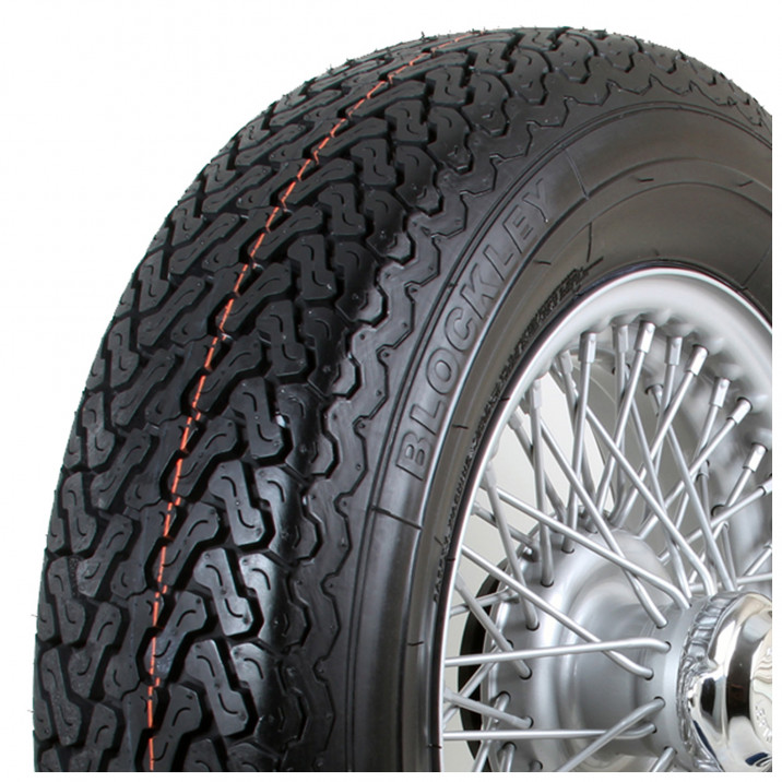 Wire Wheel & Tyre Sets - MG Magnette ZA-ZB