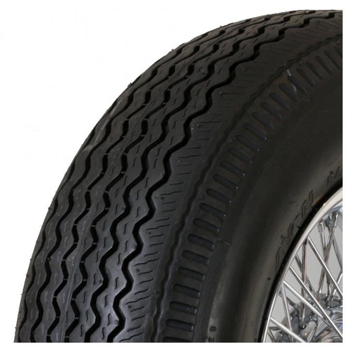 Wire Wheel & Tyre Sets - Jaguar E-Type