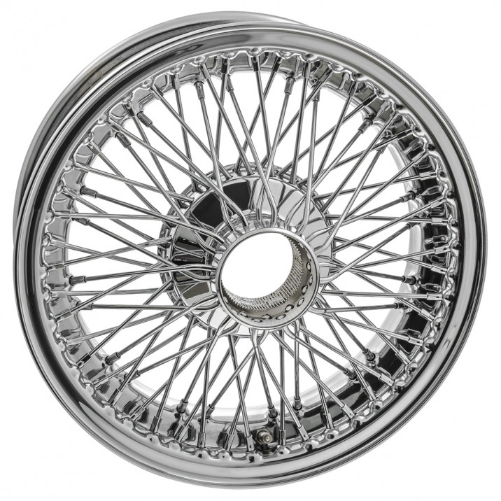 Wire Wheels - E-Type