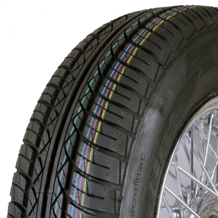 Wire Wheel & Tyre Sets - MGB