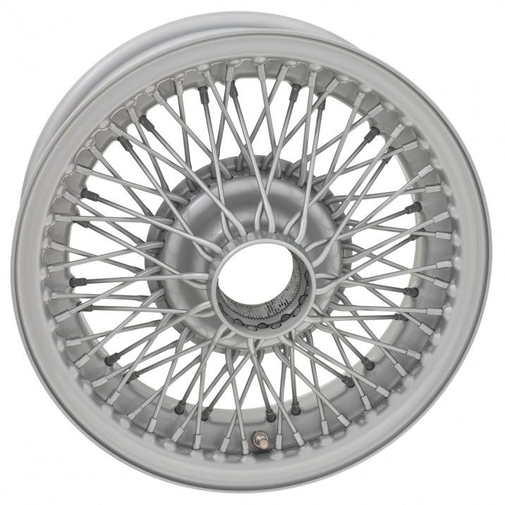 """Wire Wheel, painted, 15"""" x 5"""", 72 spoke"""