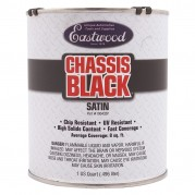 Eastwood Chassis Black, Original, Satin, Quart 946ml