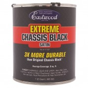 Eastwood Chassis Black, Extreme, Satin, Quart 946ml
