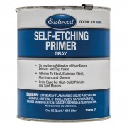 Self-Etch Primer, Grey, Quart 946ml
