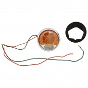Lamp Assembly, side/indicator, front, amber, RHD