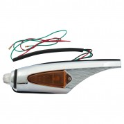 Lamp Assembly, side/indicator, clear, LH