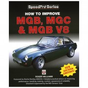 How To Improve Your MGB, MGC & MGB V8 (2nd Edition)
