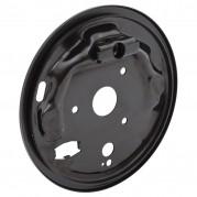 Back Plate, brake drum, rear, RH