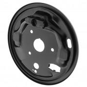 Back Plate, brake drum, rear, LH