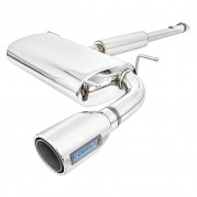 Exhaust System, Cobalt, single exit, stainless steel