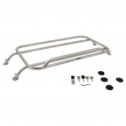 Boot Rack, vintage removable, stainless steel