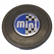 Centre Cap, horn push, Mini logo, with 46mm badge