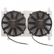 Cooling Fan Kit, Mishimoto, with shroud