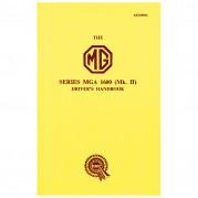 Owners Handbook, MGA 1600 MkII