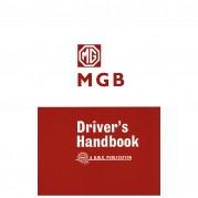 Owners Handbook, MGB 1963-65