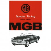 Owners Handbook, MGB Chrome Bumper, Special Tuning