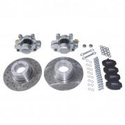 Frontline Developments Uprated Front Brake Kits - Sprite & Midget