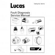 Lucas Fault Diagnosis Manual
