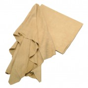 Chamois Leather, 2 x 2 ft