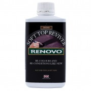 Renovo Soft Top Reviver, Brown, 500ml