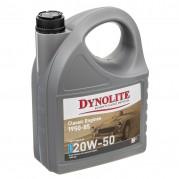 Dynolite Classic 20W-50, 5 litre