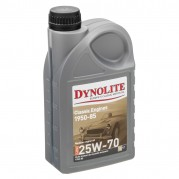 Dynolite Classic 25W-70, 1 litre