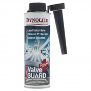 Dynolite Valve Guard, 3 in 1 fuel treatment, 250ml