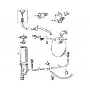 Windscreen Washer System - MGB & MGB GT (1962-80)