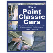How to paint a Classic Car