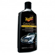 Meguiar's Gold Class Carnauba Plus Wax, 473ml