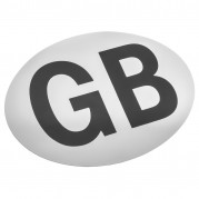 AA Magnetic GB Badge
