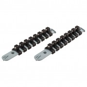 Socket Rail & Clips