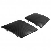 Headlight Covers, OEM style, carbon fibre, CarbonMiata