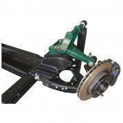 Frontline Developments Front Telescopic Damper Conversion Kits - Sprite & Midget