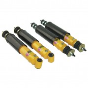 Telescopic Shock Absorber Conversion Kit - TR4A-6