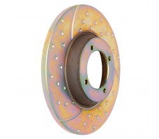 EBC Turbo Grooved Brake Discs