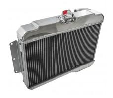Radiator, Mishimoto, aluminium - MGB