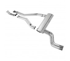 Tourist Trophy Exhaust System - TR5-6
