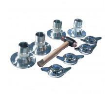 Centre Lock Splined Hub Conversion Kits