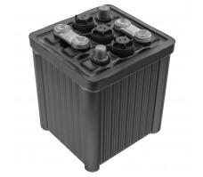 Battery, 6 volt, 57 A/hr, dry