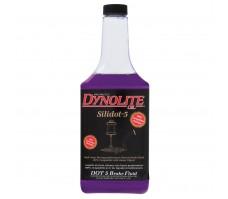 Dynolite Silicone Brake Fluid, 473ml